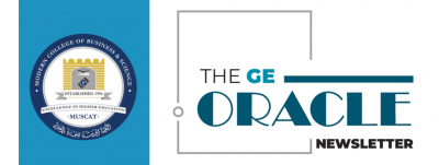 The Oracle, the General Education Department's first newsletter